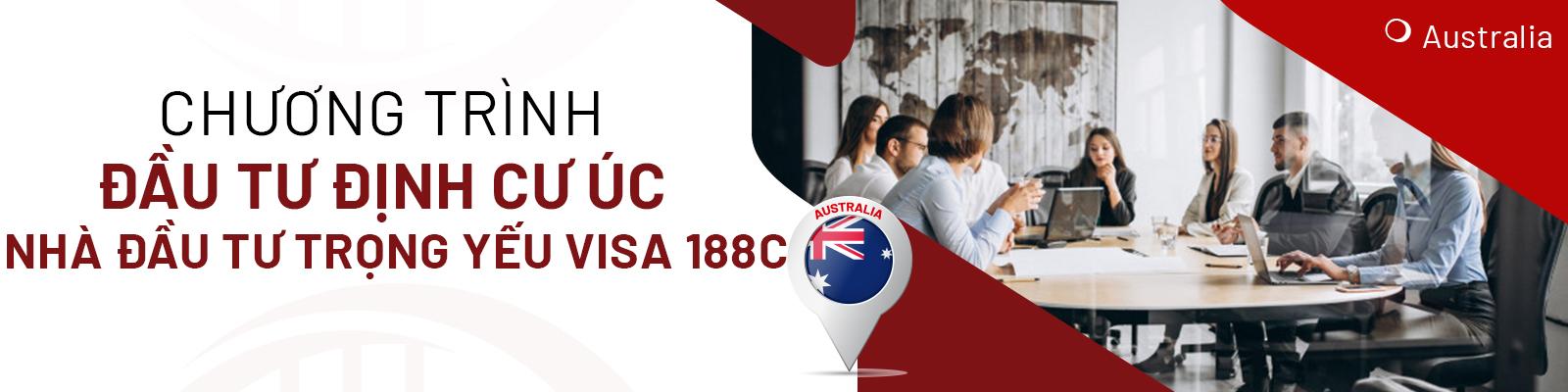 Chương trình Định cư Úc – Visa 188C