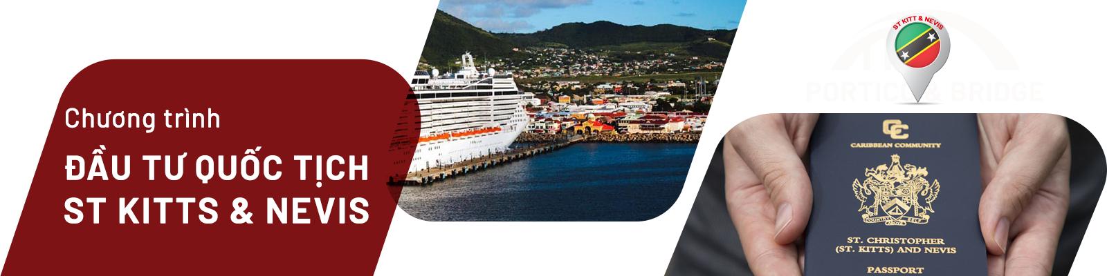 Chương trình Đầu tư lấy quốc tịch St. Kitts and Nevis