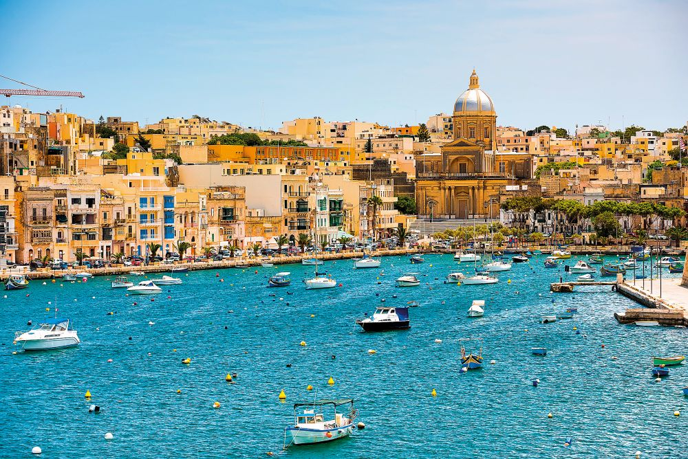 chương trình đầu tư tại malta