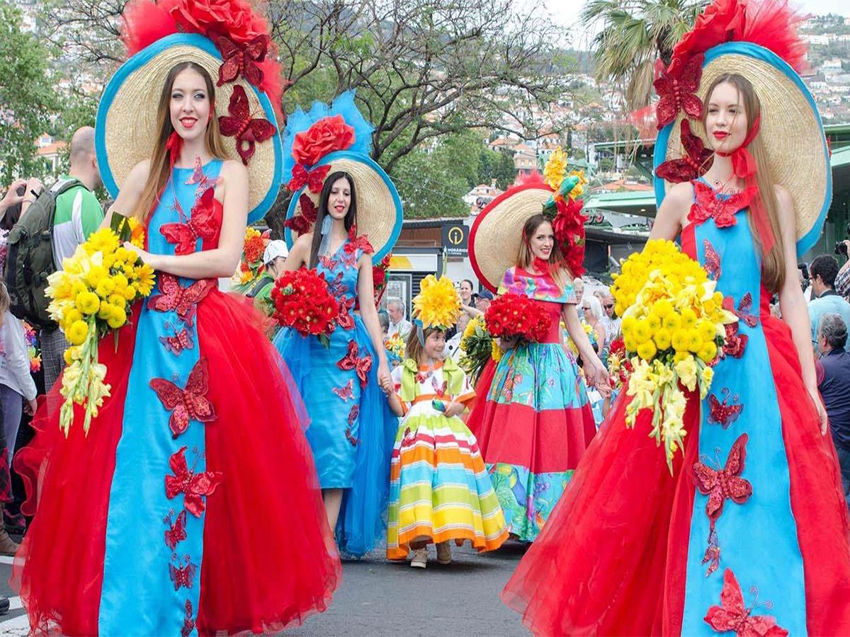 Lễ hội tại Bồ Đào Nha