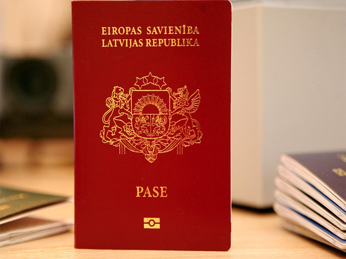 Chương trình đầu tư định cư Latvia
