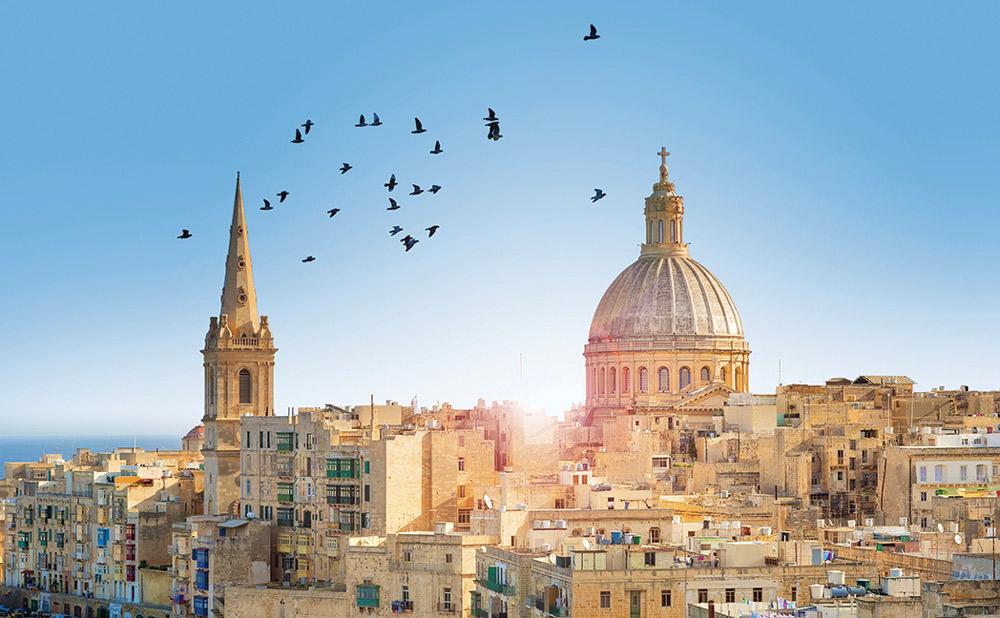đảo quốc Malta