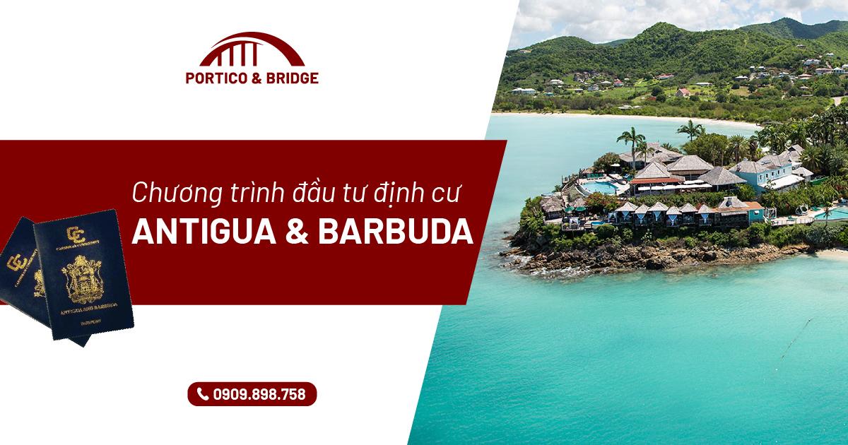Chương trình định cư Antigua Barbuda