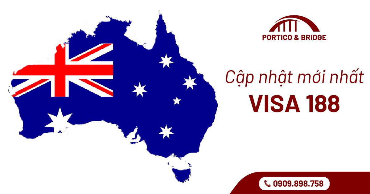 cập nhật visa 188