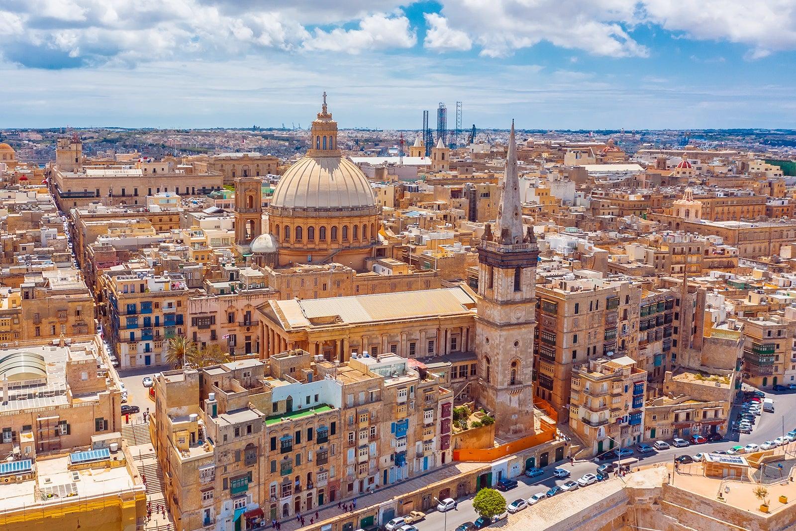 tư vấn định cư Malta Châu Âu