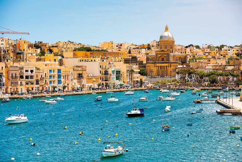 thường trú nhân Malta - Valletta