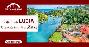 định cư Lucia