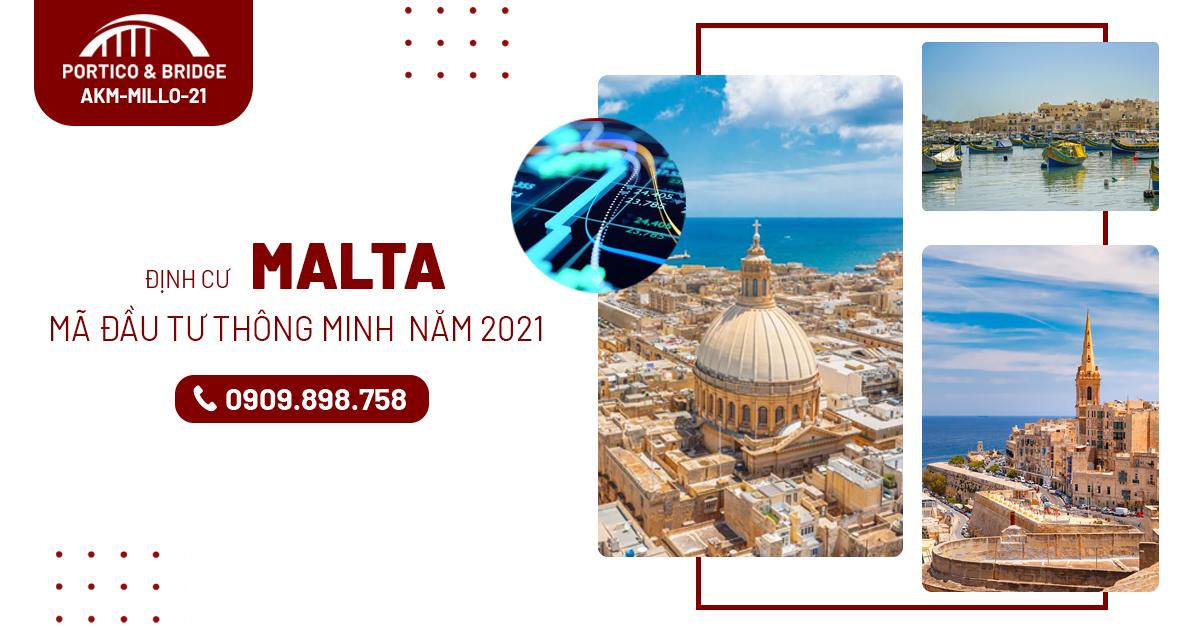 Định cư ở Malta