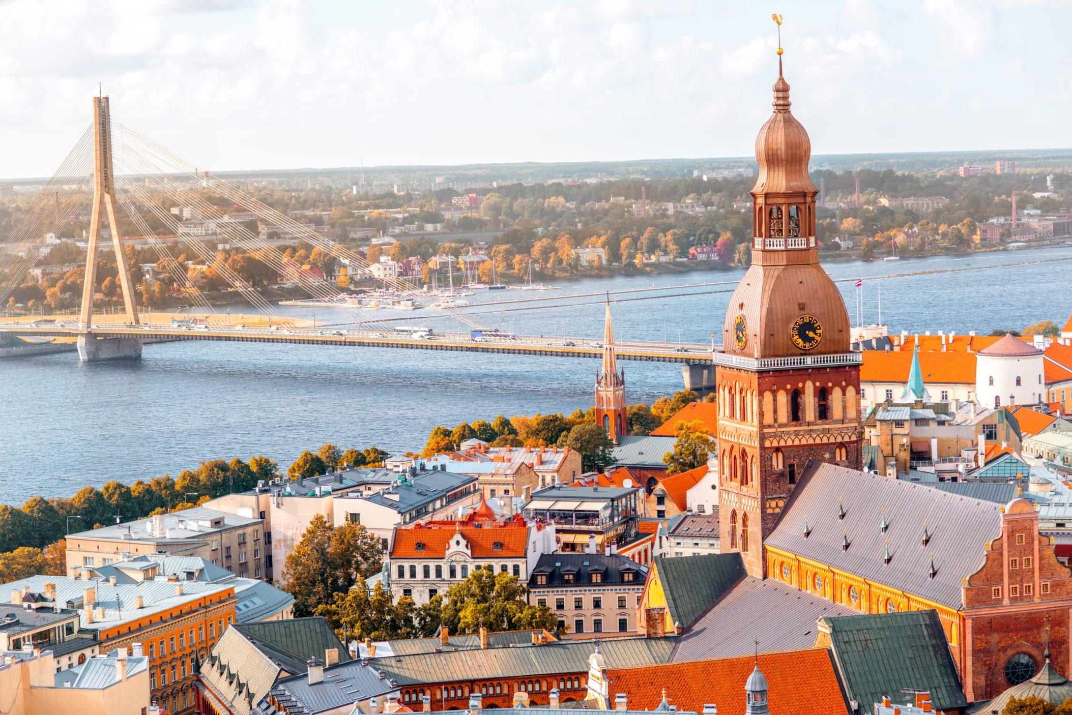 Định cư Latvia