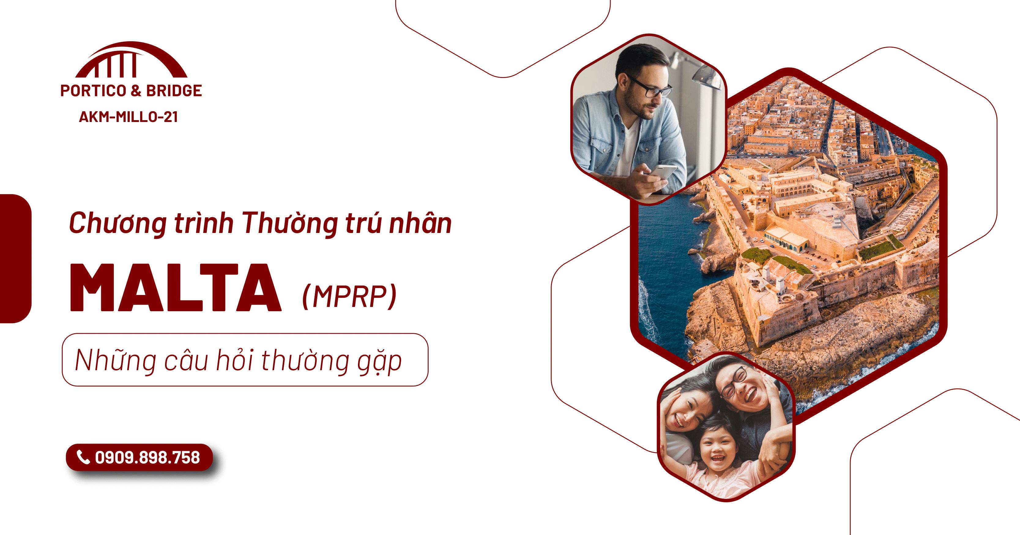 chương trình thường trú nhân Malta