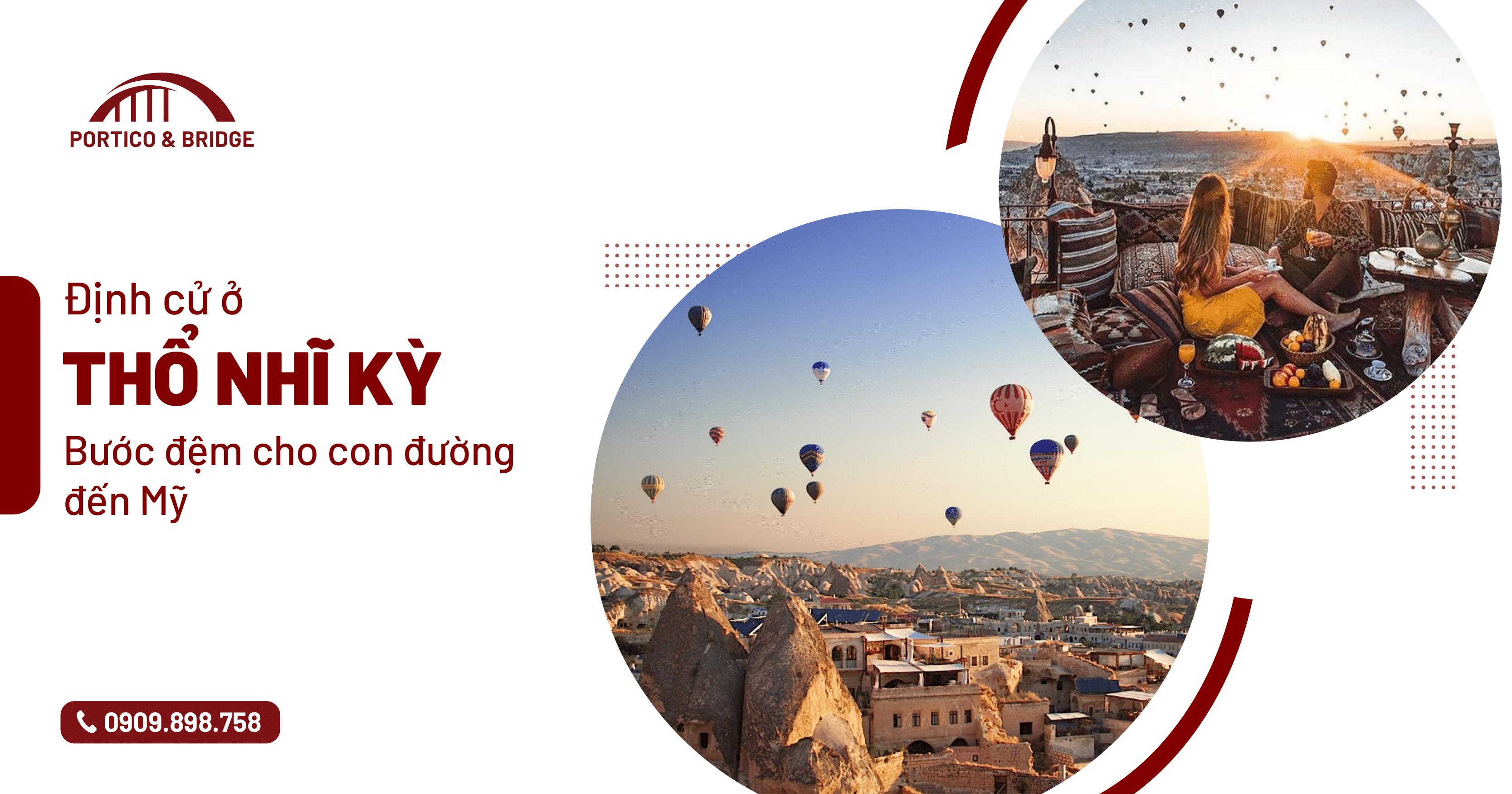 định cư ở Thổ Nhĩ Kỳ